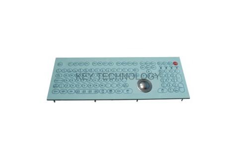 Membrane keyboard K-TEK-D321TB-KP-FN
