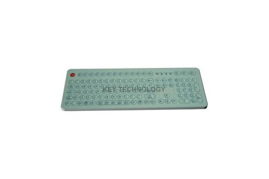 Klawiatura Model nr: K-TEK-D399KP-FN-DT